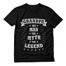 Grandpa The Man The Legend