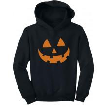 Halloween Pumpkin Face Jack O' Lantern