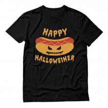 Happy Halloweiner Hot Dog Halloween