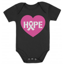Hope Ribbon Pink Heart