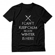 I Can't Calm Because Winter Is Here