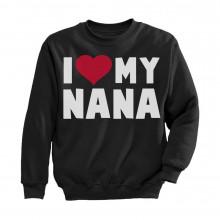 I Love Heart My Nana Children
