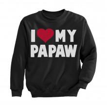 I Love My Papaw Children