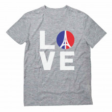 I Love Paris - Support France in Unity Solidarity