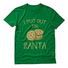 I Put Out For Santa Christmas