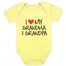 I Love My Grandpa & Grandma - Babies