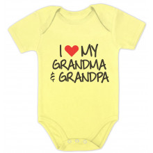I love My Grandpa & Grandma Grandkid Babies