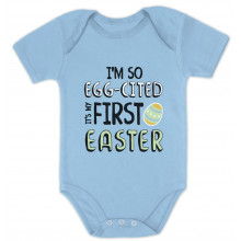 I'm So Egg-Cited It's My First Easter