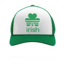 Irish Sports Shamrock Cap