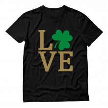 Gold Love Clover