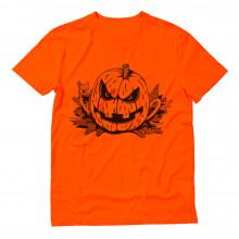 JACK O' LANTERN Evil Pumpkin Face Halloween