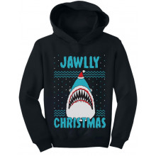 Jawlly Christmas Shark Ugly Christmas
