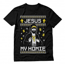 Jesus Is My Homie Ugly Christmas Sweater