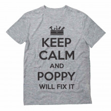 Keep Calm And POPPY Will Fix It