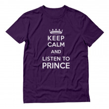 Keep Calm and Listen to Prince