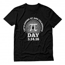 Let's Round Up and Celebrate Pi Day 2016