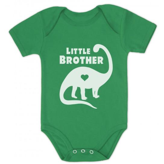 Little Brother Dinosaur Toddler T Shirt