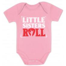 Little Sisters Roll Babies