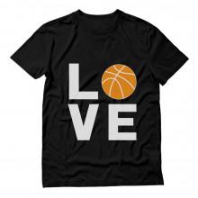 Love Basketball - Gift for Basketball Fans Novelty