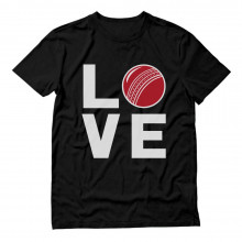 Love Cricket- Gift Idea for Cricket Fans Novelty