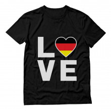 Love Germany - German Flag Deutschland Best Gift Idea