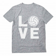 Love Volleyball - Gift Idea for Volleyball Fans
