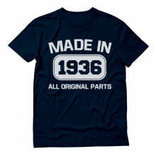 Made In 1936 All Original Parts