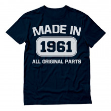 Made In 1961 All Original Parts