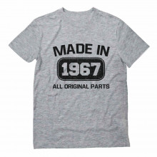 Made In 1967 Birthday Gift