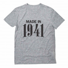Made in 1941 Retro