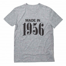 Made in 1956 Retro