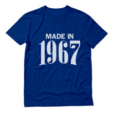 Made in 1967 Retro