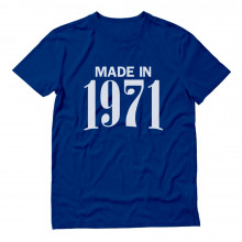 Made in 1971 Retro