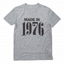 Made in 1976 Retro