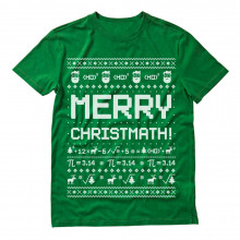 Merry Christmath Math Ugly Christmas