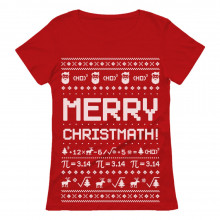 Merry Christmath Math Ugly Xmas