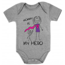 Mommy Is My Hero - Babies