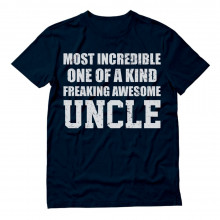 Most Incredible One Of A Kind Freakin Awesome UNCLE
