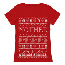 Mother Ugly Christmas Sweater