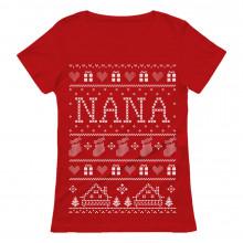 Nana Ugly Christmas Sweater