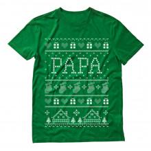 Papa Ugly Christmas Sweater