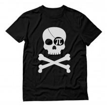 Pi-Rate - Pirate Skull & Crossbones
