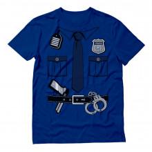 Police Cop Uniform Halloween Costume