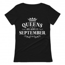 QUEENS Are Born In September Birthday