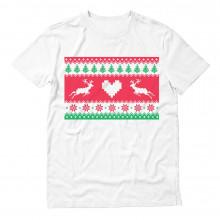 Reindeer Ugly Christmas Sweater - Xmas Gift Idea