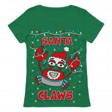 Santa Claws Ugly Christmas