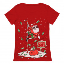 Santa North Pole Funny Ugly Christmas