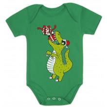Santa T-Rex Christmas Gift