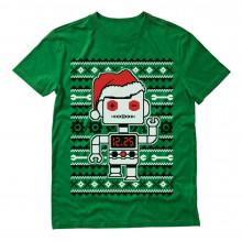 Santa's Dancing Robot Ugly Christmas