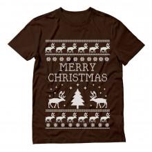 Santa's Reindeer - Merry Christmas Ugly Sweater Xmas